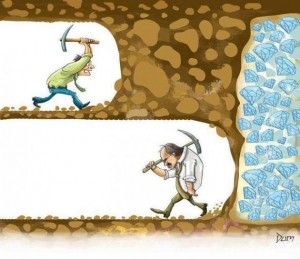 Don't give up--you're so close